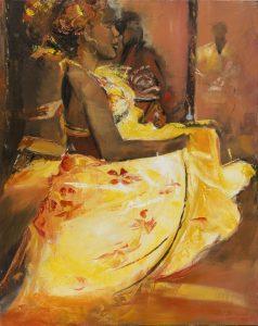 Shivani - 73x92cm